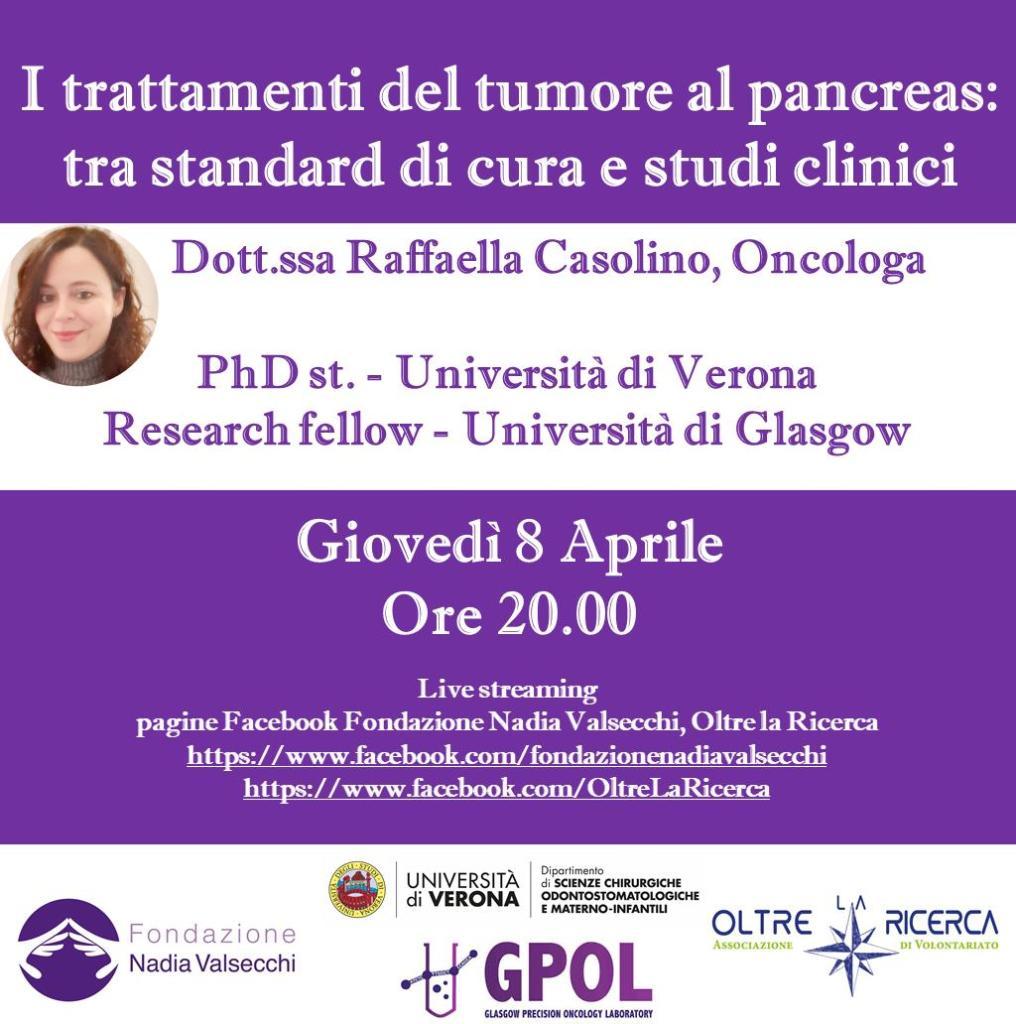 Trattamenti tumore al pancreas