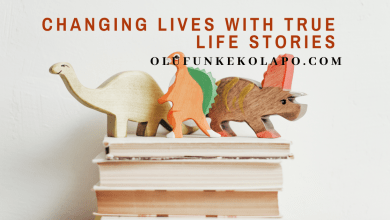 Changing Lives With True Life-Stories