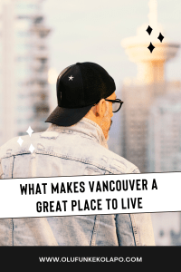 Gorgeous Views In Vancouver