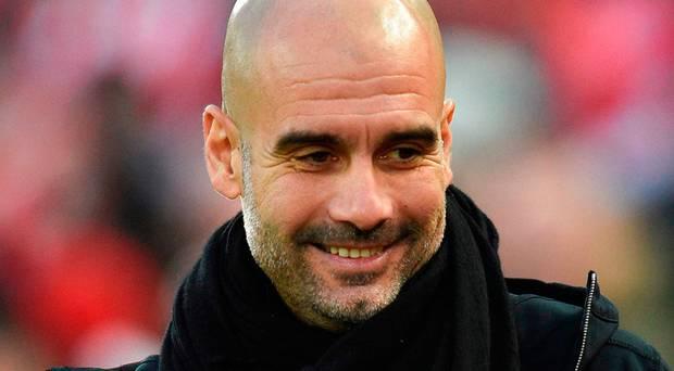 Guardiola charged over Catalan ribbon
