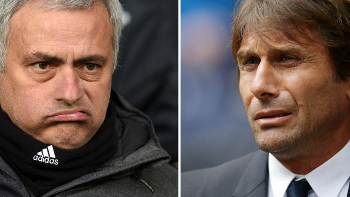 """Premier League: Jose Mourinho v Antonio Conte in """"showdown in little Tokyo"""""""