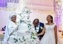 Pictures From The White Wedding Of Oludamola Osinbajo & Seun Bakare