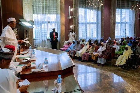 Buhari Promises Rescue Of Leah Sharibu (Lone Dapchi Girl Left)