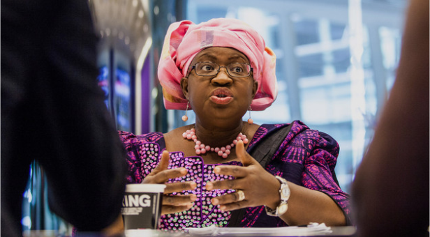 """""""We Are Keeping The Positivity Going"""", Okonjo Iweala Reacts As US Rejects Her Appointment As DG WTO"""