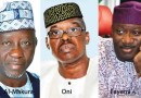Naira Rain For APC Ekiti Delegates With Fayemi The Deepest Financial War chest