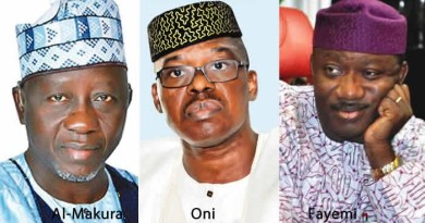 Naira Rain For APC Ekiti Delegates With Fayemi The Deepest Financial War chest