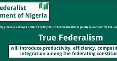 We Need To Rebuild This House Nigeria