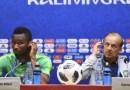 We Will Beat Iceland & Argentina To Qualify, Nigerian Coach Rohr
