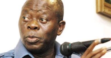 Nigerian Electorate Punishes Saraki, Dino & Other Senators For Defecting From APC, Oshiomhole Boasts (pic & video)