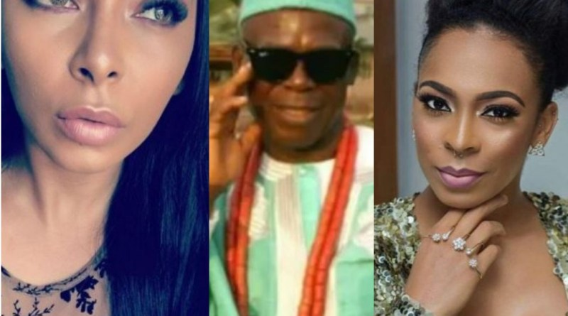 """'You'll Never Carry Your Own Child' – TBoss Furious, Curses On Trolls Calling Her Baby """"Yeye Fowl"""" (pics)"""