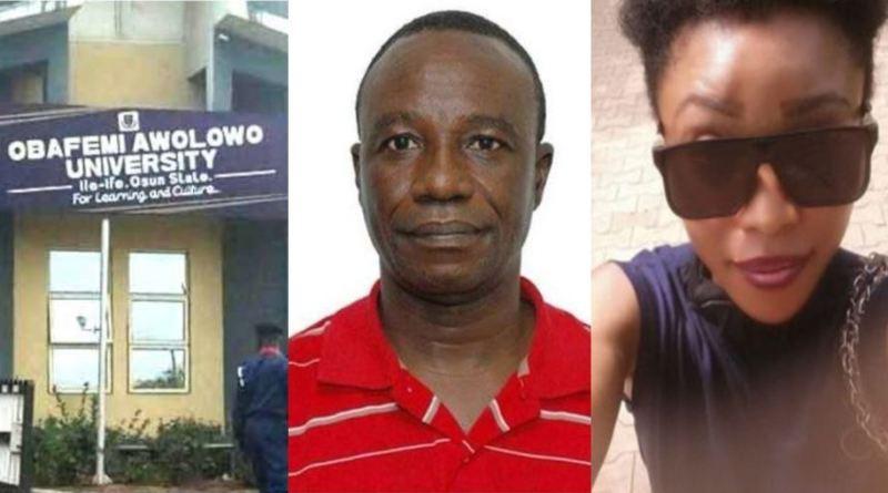 OAU Sex Scandal For Marks Professor Akindele Bags 6yrs Jail Term (pic)