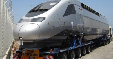 Morocco Gets Africa's First Fastest Train Worth $2.5 Billion (pics)