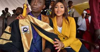 (Video) We Fall In Love & Got Married Within Three Weeks, Ned Nwoko (59) Shares His Love Story With Regina Daniels (20)