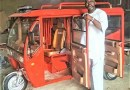 See Made-In-Nigeria Keke Comes With Doors & Front/Reverse Cameras