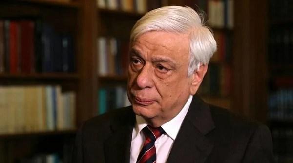 Προκόπης Παυλόπουλος: Το τέλος της πανδημίας πρέπει ν' αποτελέσει αφετηρία υπεύθυνης περίσκεψης και συλλογικής ενεργοποίησης για την υπεράσπιση του Ανθρώπου και της Ελευθερίας