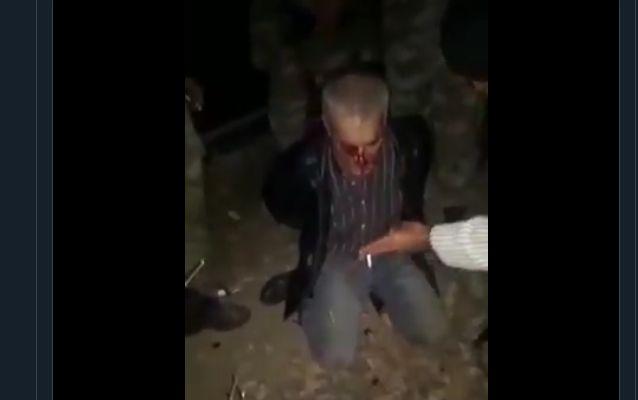 Απάνθρωπα βασανιστήρια σε Αρμένιους (Βίντεο)