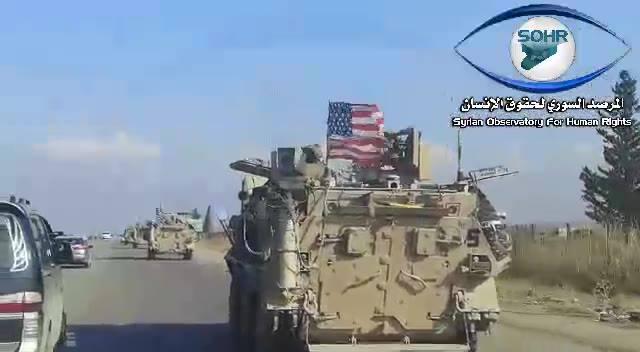 Ασυνήθιστες κινήσεις και μεταφορά Αμερικανικών ενισχύσεων στα σύνορα Συρίας-Τουρκίας-Ιράκ