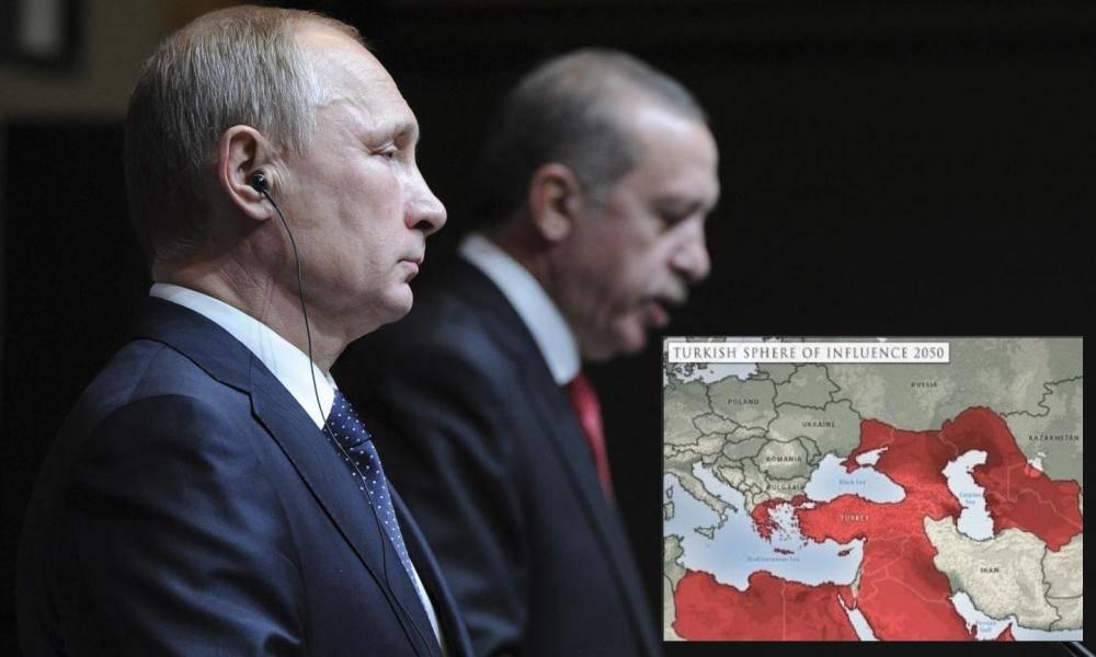 Η Τουρκία εκβιάζει τη Ρωσία προαναγγέλλοντας επίθεση στη Συρία – Ξεκίνησε τη ρίψη φυλλαδίων