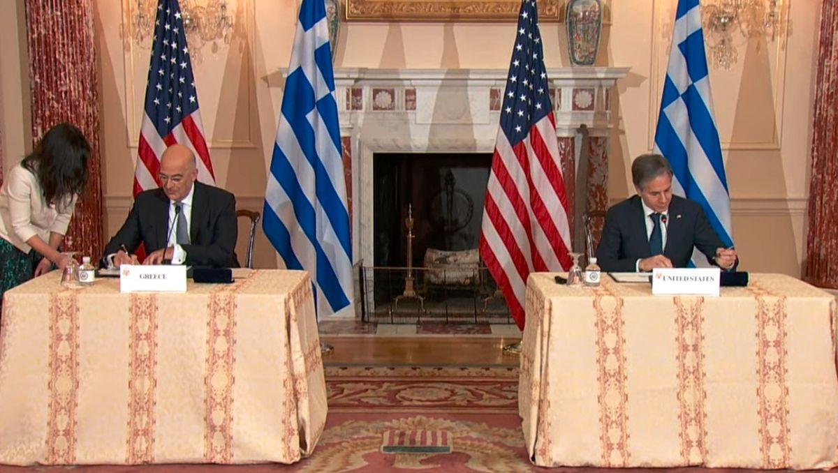 Πως το αμερικανικό όχι για Λήμνο, Σκύρο, Κάρπαθο έφερε στα μέτρα της Άγκυρας την ελληνοαμερικανική συμφωνία