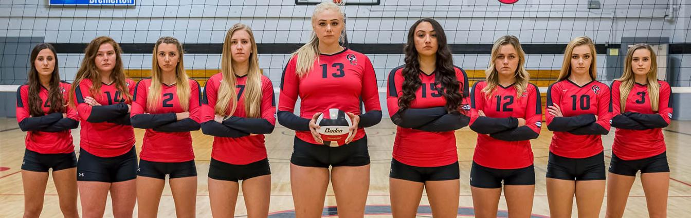 2017 Volleyball Schedule | Olympic College