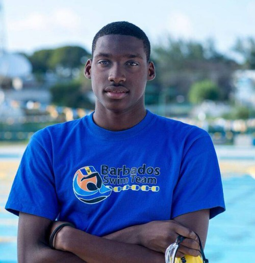 Alex Sobers Barbados Rio 2016 team