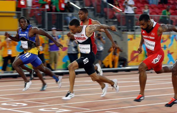 Ramon Gittens announced as Barbados' flag bearer for Rio 2016 Olympics