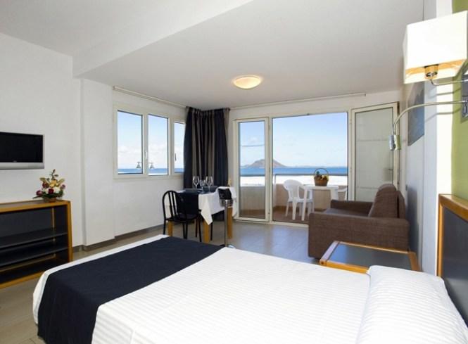 Dunas Club Apartments Double Room