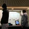 4 shooters practicing rapid fire air pistol