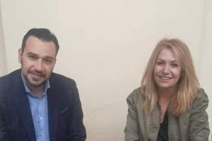 Μάνη | Συνάντηση με Θάνο για τον τουρισμό