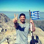 Ο Άκης Πετρετζίκης επιλέγει Όλυμπο για τις διακοπές του