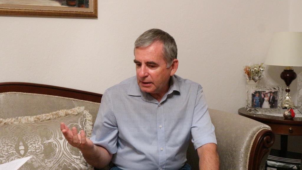 Σωτήρης Μασταγκάς | Αφοσιωμένος με πάθος και συνέπεια στην Τοπική Ιστορία του Λιτοχώρου
