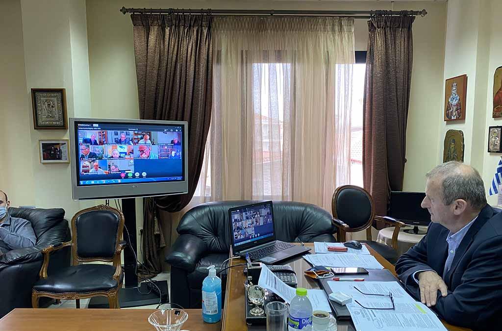 Ηχηρή παρέμβαση του προέδρου του Επιμελητηρίου Πιερίας στη συνεδρίαση της ΚΕΕΕ