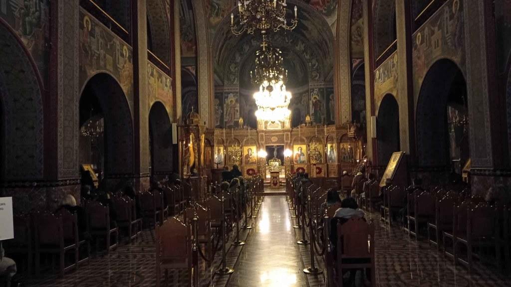 Ι. Μ. Κίτρους | Περισσότερες Θ. Λειτουργίες την Πρωτοχρονιά για την εξυπηρέτηση μεγαλύτερου αριθμού πιστών