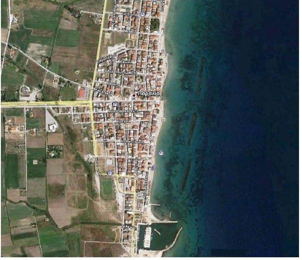 Δήμος Κατερίνης – ΔΕΥΑΚ | 2.500.000 € για την αντιπλημμυρική θωράκιση της  Παραλίας