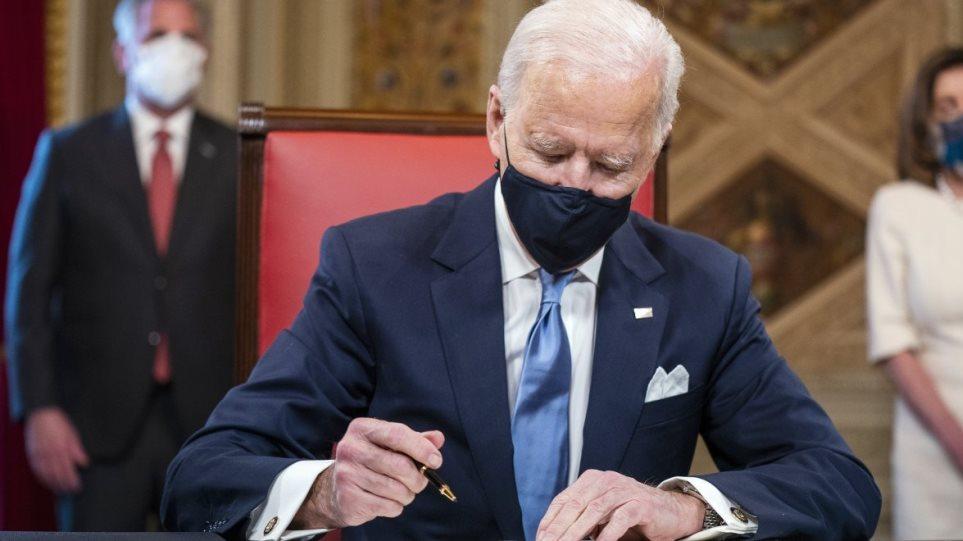 Ζέζα Ζήκου | Τζο Μπάιντεν: Ο εχθρός πέθανε, ζήτω ο νέος εχθρός του ΝΑΤΟ