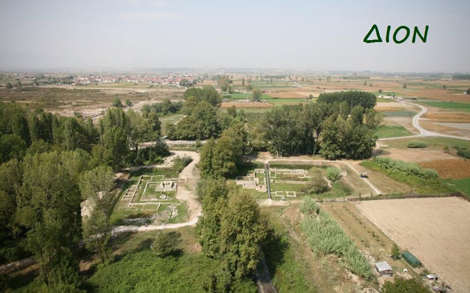 Χατζηγιάννης | Οι αρχαιολογικοί χώροι της Πιερίας εκτός wi-fi - Το υπουργείο Πολιτισμού μεροληπτεί