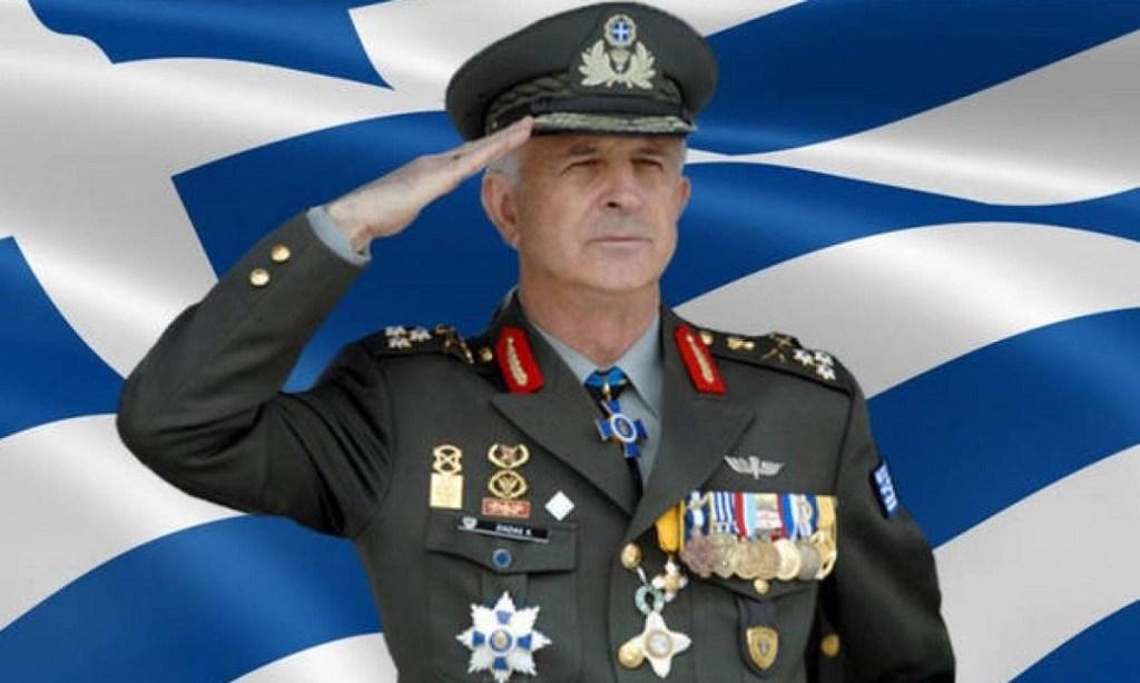 Ο Επίτιμος Αρχηγός του Γενικού Επιτελείου Στρατού Κ. Ζιαζιάς για την Επανάσταση του Ολύμπου