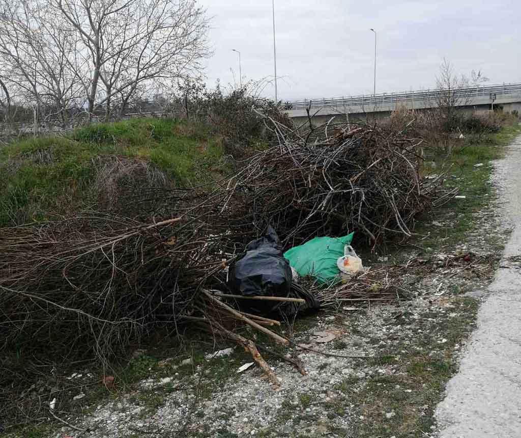 Δήμος Κατερίνης | Νέο περιστατικό ρύπανσης στην περιοχή του Πέλεκα (αντιπλημμυρική τάφρος)