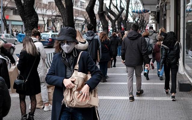 Άνοιγμα λιανεμπορίου στις 12 ή 19 Απριλίου σε Θεσσαλονίκη, Κοζάνη, Αχαΐα εισηγείται η επιτροπή λοιμωξιολόγων