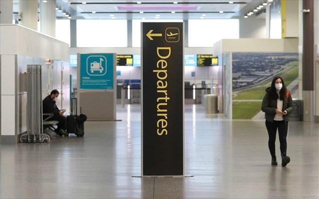 Βρετανία | Εκτός «πράσινης ταξιδιωτικής λίστας» η Ελλάδα, σύμφωνα με το BBC