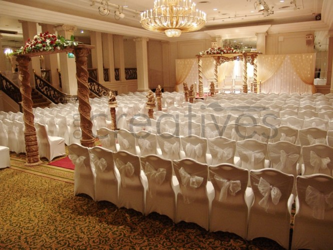 Modern Wedding Décor By The Complete Chillout Company Uk