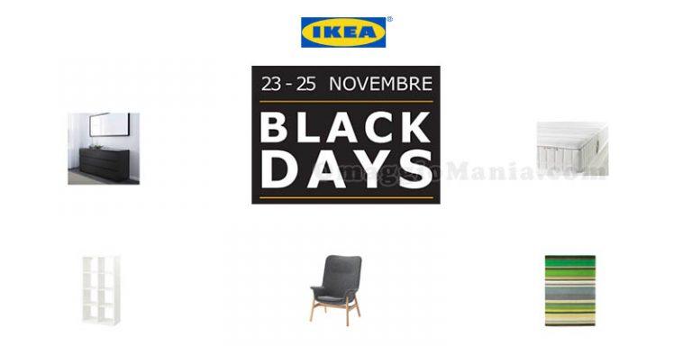 Black Days Di Ikea Tanti Sconti Sui Prodotti Più Amati