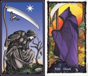 Tarot Cards: Death