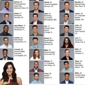 Bachelorette Bracket Cheat Sheet Becca