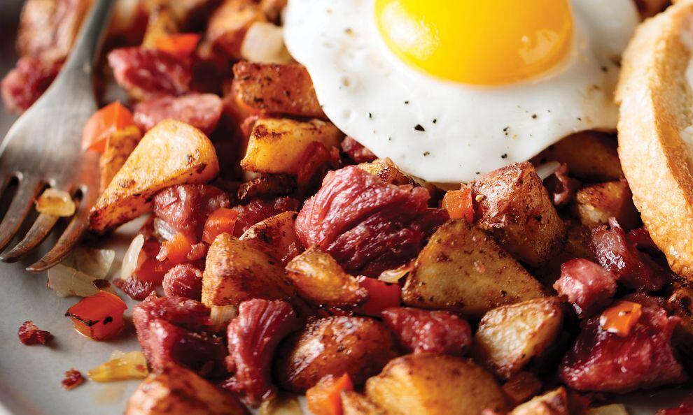 Corned Beef Hash Butcher's Breakfast - 1 (16 oz.) pkg. | serves 2