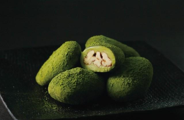 Pecan Nuts Matcha