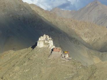 The mythical land of Shambhala