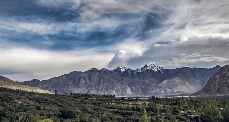 A journey of initiation into the heart of Himalaya