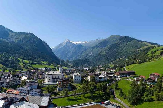 الاماكن السياحية في النمسا