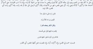 شرح قصيدة ما أبتغي جل أن يسمى في اللغة العربية للصف الثاني عشر الفصل الاول